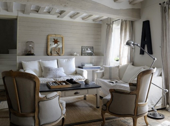 Affordable Style Style Campagne Revisit With Decoration Interieur Campagne  Chic
