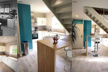 «Home Staging» sur Bourg Achard 27
